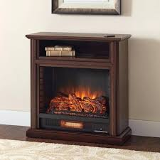 infrared electric fireplace small heater details this drew tv stand infrared electric fireplace rolling mantel in white duraflame 20 inch insert log set