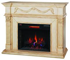 gossamer infrared electric fireplace insert 55 victorian