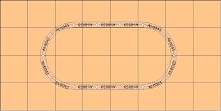 free o gauge model railroad track plan