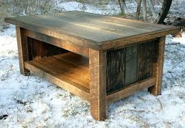 coffee table with sliding top storage furnishings