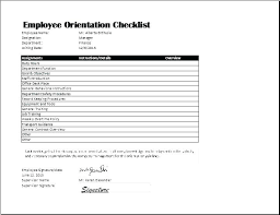Employee File Checklist Note To File Template Personnel Employee Checklist Excel