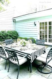 fitted patio tablecloth outdoor patio tablecloth table cloth luxury and my summer home tour round tablecloths fitted patio tablecloth decoration round