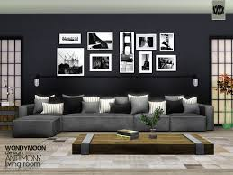 antimony living on the sims resource sims 3 wall art with wondymoon s antimony living
