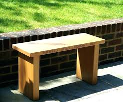 3 foot benches small ft outdoor bench