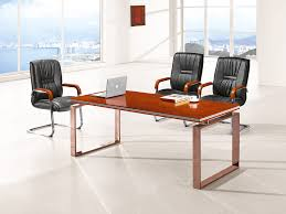 modern office table. Modern Wooden Conference Table Office
