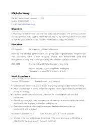 Part Time Job Resume Objective Resume Objective For Part Time Job College Student Therpgmovie For 18