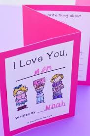 Mothers Day Card Mothers Day Craft