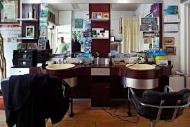 a hairdressing business