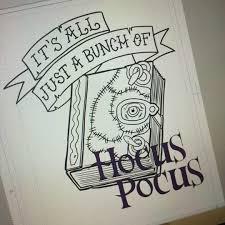 hocus pocus tattoo sleeve google search