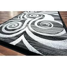circle area rugs circle swirls area rug modern rug silver swirls grey black stripes cool color