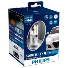 <b>Philips</b> H4 <b>X</b>-<b>treme Ultinon</b> LED HL - Авто-<b>Лампа</b>