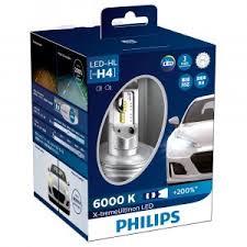 <b>Philips</b> H4 <b>X</b>-<b>treme Ultinon</b> LED HL - Авто-<b>Лампа</b>