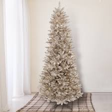 Micro Led Lights Clothing 7 5 Micro Led Champagne Holiday Tree Beige In 2019 Led