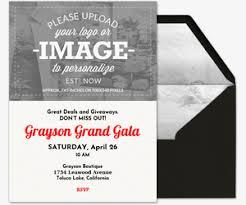 Custom Design Your Own Free Invitations Evite