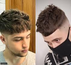 قصات الشعر الرجالية الرائجة في موسم ربيعصيف 2019