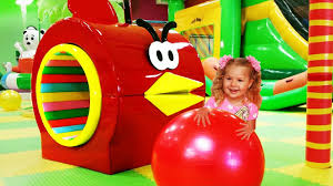 Baby Play Area Indoor Playground Family Fun Play Area For Kids Playing Baby
