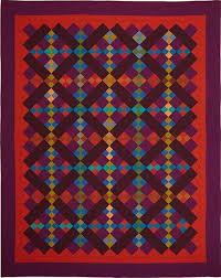 Best 25+ Amish quilts ideas on Pinterest | Image amish, Nine patch ... & Amish Nine-Patch Quilt Fabric Pack - Kaffe Fassett design at Glorious Color Adamdwight.com