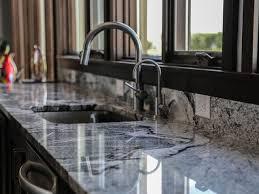 kitchen countertop silver cloud granite