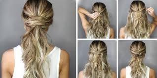 Как сделать красивую и быструю прическу на средние волосы? Bystrye I Prostye Pricheski Na Srednie Volosy Svoimi Rukami Kak Sdelat Svoimi Rukami Poshagovo