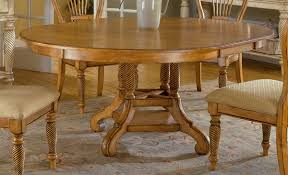 hilale wilshire round oval dining table antique pine