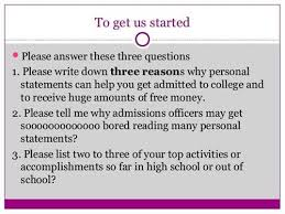 Look into Our UC Personal Statement Prompt Example Pinterest