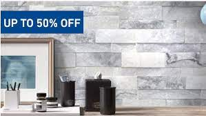 Save up to 50% off Tile Flooring ...