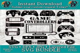 Locate and open the pdf file included with the video tutorial below covers everything above, plus more! Video Game Controllers Svg Graphic By Dynamicdimensions Creative Fabrica Game Controllers Svg Video Game Controller
