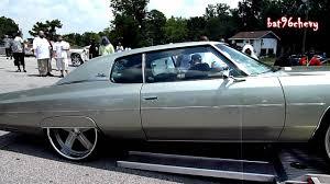 1972 Chevrolet Impala Custom Donk on 26