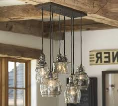 37 luxury paxton glass 16 light pendant lighting