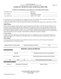 Sample Field Trip Permission Slips Permission Slip Template In Word And Pdf Formats