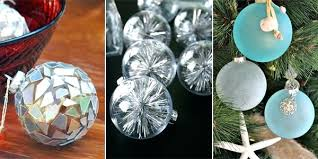 clear glass ornament ideas ornaments paint for glass ball ornaments