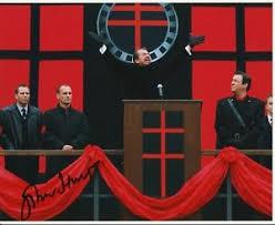 john hurt v for vendetta. Modren Hurt Image Is Loading 2441JohnHurtVforVENDETTASigned8x10 For John Hurt V Vendetta