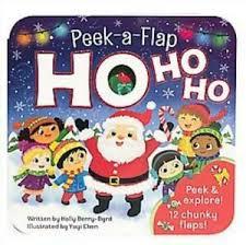 HO HO HO - BERRY-BYRD, HOLLY/ CHEN, YUYI (ILT) - NEW BOOK ...