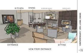 Zen Living Room Rukhsanadesigns A Zen Living Room