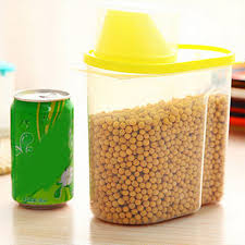 dry food storage containers. Transparent Plastic Storage Box Dry Dried Food Container 2.5L 1.8L Containers S