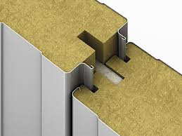 isoleren fire rated insulated metal