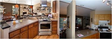Kitchen Remodeling Before And After Kitchen Remodels Before And After Pictures Kitchen Remodels
