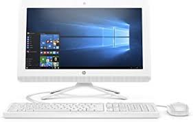 HP 20-inch All-in-One Computer, Intel Celeron J4005 ... - Amazon.com