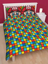 luigi bed sheets super mario