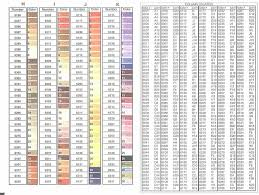Bucilla Floss Color Chart Related Keywords Suggestions