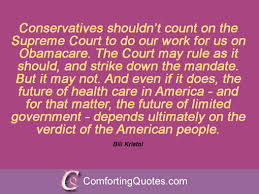 8 Quotations By Bill Kristol | ComfortingQuotes.com
