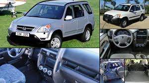 Honda Crv - All Years and Modifications with reviews, msrp ...