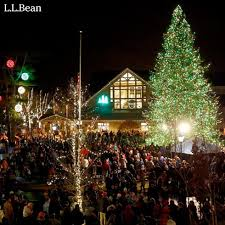 Freeport Maine Light Festival L L Bean To Transform Into A Winter Wonderland On November 22nd