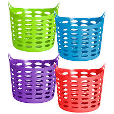 Plastic Laundry Baskets With Handles