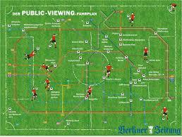 europei 2016 -public viewing: dove guardare le partite