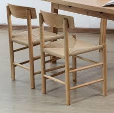 mid century dining chair. Ulrik Chord Dining Chair - Solid American Oak Designer Mid Century Modern
