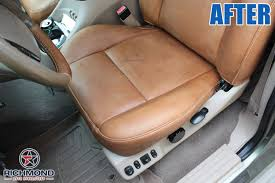 2001 2003 ford f 150 king ranch leather seat cover driver bottom king ranch