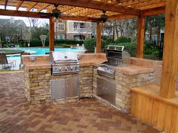 Bobby Flay Outdoor Kitchen Garden Design Garden Design With Incredible Outdoor Kitchens That