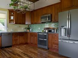Kitchens With Slate Appliances Which Kitchen Is Your Favorite Diy Network Blog Cabin Giveaway