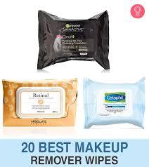20 best makeup remover wipes pinit 20 best makeup remover wipes esha saxena stylecraze